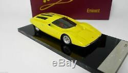 1/43 Hostaro Ferrari 512s Pininfarina 1969 +tres Rare+