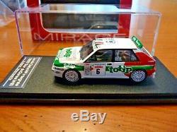 1/43 Hpi Lancia Delta Integrale 1993 Tour De Corse