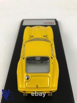 1/43 Ilario Il43036y Ferrari 250 Gto 1962 Jaune No Bbr