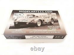1/43 KIT TAMEO with Engine for Modelart111 Ferrari 500 TRC le Mans 1957 n amr