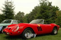 1/43 KIT white metal Piranha Ferrari 250 GTO spyder SWB 3919GT no BBR redline