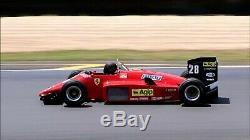 1/43 Kit Bosica Ferrari 156 / 85 F1 n/ bbr hiro tameo amr