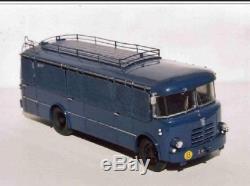 1/43 MAP AUTOCAR BERLIET PLB de la gendarmerie vendu monté