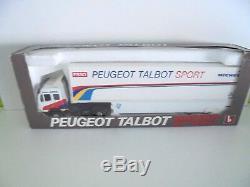 1/43. MERCEDES PEUGEOT 905 PEUGEOT TALBOT Sport ELIGOR/LBS
