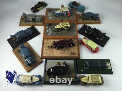 1/43 Original Miniatures Devos Citroen Traction Commerciale Casiers Bl1 Cordina