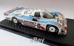 1/43 Porsche 962C #8 6ème Le Mans 1989 ET NON 1988 Ignition model IG0517