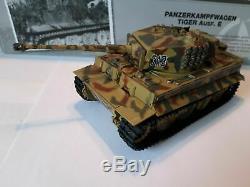 1/43 Porte Char Famo sdkfz 9 Tiger Ausf. E Allemand ATLAS German Tank Panzer WW2