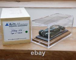 1/43 RARE Delahaye 165 Figoni & Falashi 1937 Hécominiatures