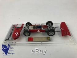 1/43 Tameo Microsprint Ferrari 156 F1 Gp Monza 1961 1st P. Hill Factory Built