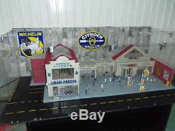 1/43 ixo diorama maquette le garage moderne