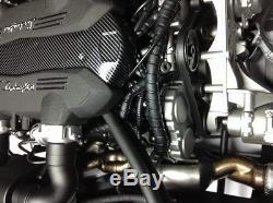 1/8 Pocher Lamborghini Aventador LP700-4 White AMAZING BUILT not Amalgam BBR MR
