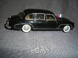 454B Rare STL Kit Citroën 15 Six H Franay Charbonneaux Coty RF Limousine 1/43