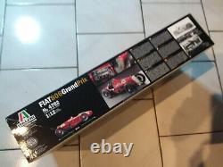 #4702 Italeri 1/12 Maquette/kit A Monter Fiat 806 Grand Prix Neuf Jamais Ouvert