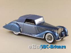 ABC Brianza ABCM18321 BUGATTI T57 C WORBLAUFEN 1937 CH. 57629 1/18