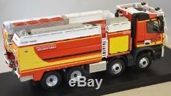 - ALERTE0086 Camion de pompier MERCEDES Arocs type CCGC Desautel Sécurité Civi