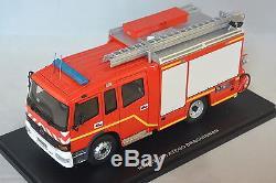 ALERTE 038 MERCEDES BENZ ATEGO FTP GICAR SDIS DRAGUIGNAN 83 Pompiers 1/43