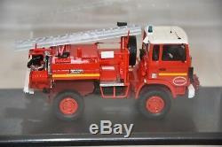 ALERTE 059 RENAULT M180 SIDES 14 Pompiers 1/43