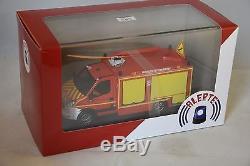 ALERTE 060 IVECO DAILY TIB VSR SDIS 51 Pompiers 1/43