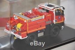 ALERTE 066 MERCEDES UNIMOG U20 MASSIAS SDIS 31 HAUTE GARONNE Pompiers 1/43