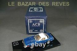 AMR LE PHOENIX. Série limitée ACB. FERRARI 365 GTB 4. PININFARINA. + Boite