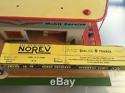 Ancienne Rare Norev Coffret Chambord Henon N°91 Ech 1/43 Eme