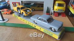Ancien Coffret Norev Plastique 1000 Km De Spa N°110 Ech 1/43 Eme