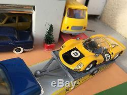 Ancien Coffret Norev Plastique Nurburgring N°108 Ech 1/43 Eme