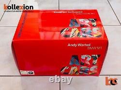 ART CARS 80430150922 BMW M1 Group 4 n°76 1979 Andy Warhol 1.18