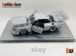 ART CARS 80430150928 BMW 3.0 CSL Turbo Group 5 n°21 1976 Frank Stella 1.18