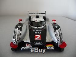 AUDI R18 N°2 TDI Winner Le Mans 2011 Spark 1/18