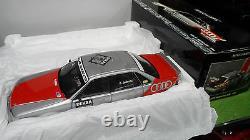 AUDI V8 QUATTRO DTM 1992 # 2 1/18 MINICHAMPS 100921002 voiture miniature collect
