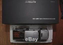 AUTOART 76301 Mercedes Benz G63 6x6 AMG 2013 Argent 1/18