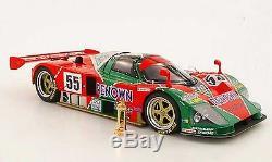 AUTOART 89142 Mazda 787B Renown Winner Le Mans 1991 Avce coupe 1/18