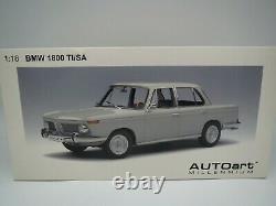 AUTOART BMW 1800 TI / SA 118 Millennium Ref 70622 Gris