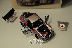 AUTO ART 1-18 Porsche 911 Carrera RSR turbo 2.1 Brands Hatch 1974 # 5