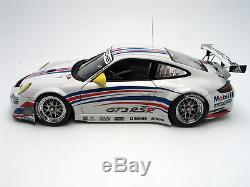 AUTOart 1/18 PORSCHE 997 GT3 RSR Presentation Mobil WAP02100618#