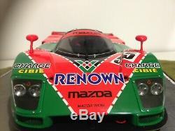 AUTOart Auto Art 1991 le Mans Mazda 787B 1/18 Signature