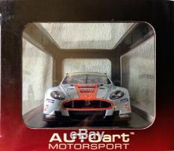 AUTOart Motorsport Aston Martin DBR9 LeMans 2008 1/18ème