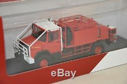 Alerte 080 Iveco 150 16 4x4 Camiva Ccf Pompiers 1/43