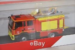 Alerte 083 Man Tgm 13.290 Gallin Ccrm Pompiers 1/43