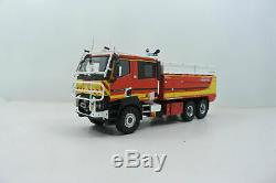 Alerte 089 Renault Ccfs Desautel Securite Civile Pompiers 1/43