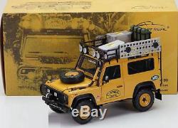 Almost Real ALM810305 LAND ROVER DEFENDER 110 CAMEL EDITION TROPHY 1/18