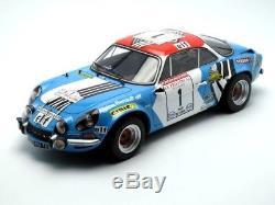 Alpine A110 Gr 4 Vainqueur Tour de Corse 1973 112 Ottomobile limitée 300 Pcs