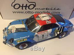 Alpine Renault A110 1600S Winner Tour de Corse 1973 Ottomobile 1/12 122/350