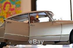 Altaya 1/8. Citroën DS21 Pallas 1970 berline 4P. Modèle monté. Réf. L 18770