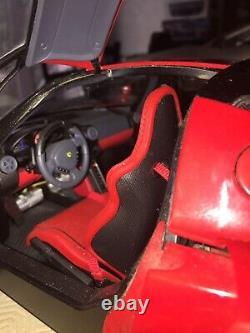 Altaya De Agostini 1/10 Ferrari Enzo Kit Monte Metal ID Pocher