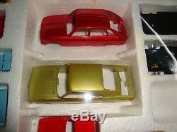 Ancien Solido 1/32 Coffret Major III Renault 16 / Opel Rekord / Ford Taunus