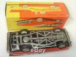 Ancien jouet TOLE tin toy JOUSTRA France 2055 Ford Fairlane bk cij jrd NEUF BO