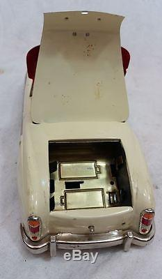 5720 Hydrocar 220 Ancienne Voiture Mercedes Tôle Schuco 1960 SBoîte kZPXiTuO