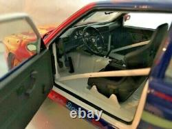 Art Car Ken Done BMW M3 Group A 1989 1/18 MINICHAMPS